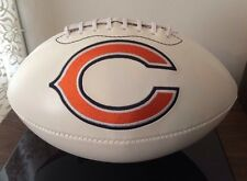 NFL Signature Series Full Size Rawlings Football Chicago Bears