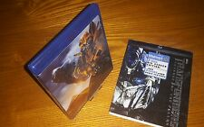 TRANSFORMERS: REVENGE OF THE FALLEN (IMAX) rare blu-ray US import region a free
