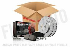 Power Stop Evolution Sport 1-Click Brake Kit - Front K3167