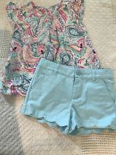 Crown & Ivy Kids Girls Size 7 Outfit Nwot