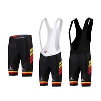 Germany Team Cycling Shorts / Bib Shorts Padded Men's Biking Bicycle Tights