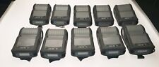 Zebra network label printer Wifi 802.11  QL320 barcode  Bulk Lot of 10
