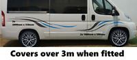 CAMPER VAN GRAPHICS MOTORHOME STICKERS GRAPHICS DECALS CARAVAN DECALS