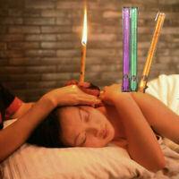 20Pcs Hopi Ear Candling Natural Ear Wax Organic Beeswax Aromatherapy Wax~Candles