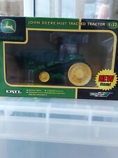 BRITAINS 1/32 JOHN DEERE 8340T TRACKED TRACTOR , MIB WEAR TO BOX
