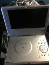 Initial IDM-1731 Portable DVD Player 10. 2 TFT Monitor)
