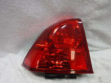 03 04 05 HONDA CIVIC DRIVERS LEFT SIDE SEDAN TAIL LIGHT 2003 2004 2005 OEM A1084