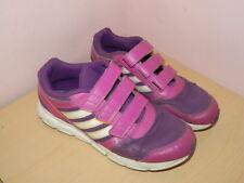 Le ragazze orthalite adidas Scarpe da ginnastica in corallo. TG UK 5.5