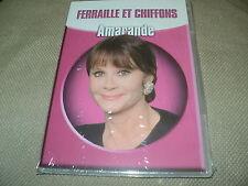 """DVD NEUF """"FERRAILLE ET CHIFFONS"""" Amarande Pierre MONDY Jacques BALUTIN / theatre"""