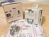 Tecumseh Refrigeration R22 Compressor, AJB5515EXD, AJ600FT-205-J7, 230V