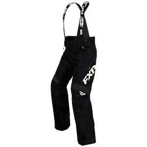 FXR Men's X System Pants FAST Advanced Flotation Assistant Black 180110-1001-1_
