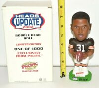 Cleveland Browns Bobblehead 2002 William Green Heads Up 7 Inch NFL Football