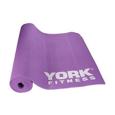 York Fitness Yoga Mat Exercise Large Gym Training Pilates Workout