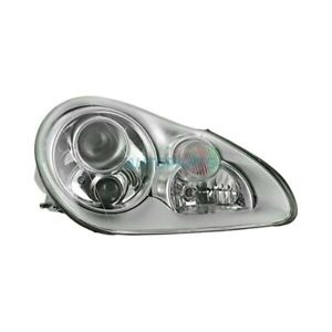 New RH Side HID Headlight Assembly Fits 03-06 Porsche Cayenne PO2503111