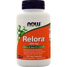 Now Relora  120 vcaps
