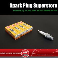Standard Spark Plugs by NGK - Stock #5126 - B8HS-10 - Screw Tip - 4 Pack