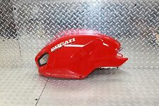 09 16 Ducati Monster 696 796 1100 OEM Left Tank Fairing Cowls ( P3 )