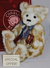 HALF PRICE! Charlie Bears WATCHOVER (Brand New Stock!)
