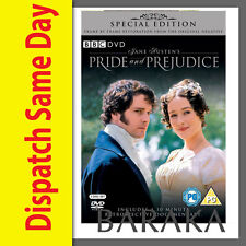 PRIDE and PREJUDICE Complete BBC Series 2 Disc DVD  Set R4/Aust New