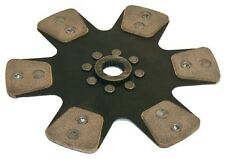 "NEW SBC 6 PADDLE CLUTCH DISC,RAM,11"" DIAMETER,1 1/8""-10 SMALL CLUTCH CHEVY"