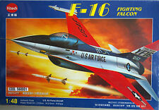 MAQUETA AVION F-16 FIGHTING FALCON KITECH 1:48