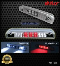 LED Third Brake Light Clear 99 00 01 02 Chevy Silverado