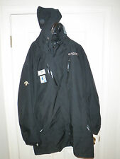#74 - Descente Canada Ski Cross Team 2009 Rain Jacket - L/XL with