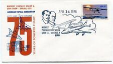1978 First Flight Kitty Hawk Fratelli Wright Concorde Space Shuttle Chicago NASA