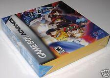 Battle B Daman Fire Spirits!  (Game Boy Advance) ..Brand NEW! h-seam!