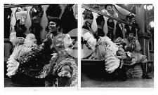 KATHERINE KAST Moulin Rouge MURIEL SMITH French Cancan D. MELVIN 2 Photos 1952