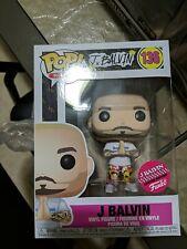 Funko Pop Rocks : J Balwin #136 Vinyl Figure Mint Box