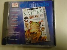 DK Encyclopedia Of Nature PC CD-Rom *NEW & SEALED*