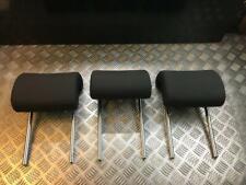 09-17 VW Polo 6R MK8 5 Portellone Sedile Posteriore Poggiatesta (3 Pezzi)