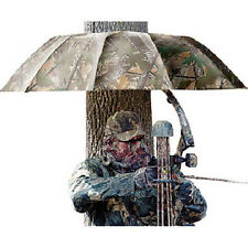 Tree Stand Umbrella Out Door Hunting Canopy Camouflage Rain Cover Game Equipment