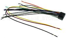 wire harness for kenwood kdc-400u kdc400u kdc-610u kdc610u *ships today*