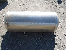 40 GAL MINNESOTA VALLEY ENGINEERING RECEIVER, 304 S/S, 100# (47802)