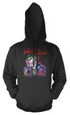 Joker Takes Control Batman Arkham Villain Adults Hoodie