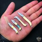 WORLD'S SMALLEST WORKING POCKET KNIFE! Tiny Miniature REAL mini NOT A TOY small