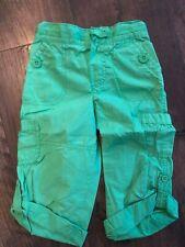 Carters girls green pants Size 3t