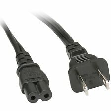 10ft Extra Long Samsung LED LCD Flat Screen TV AC Wall Power Cable Cord Plug