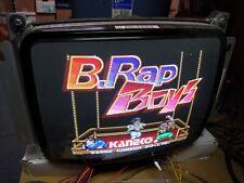 B RAP BOYS - 1992 Kaneko - Guaranteed Working JAMMA Arcade PCB - Great RARE game