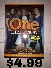 childrens and young adult books/ one direction books