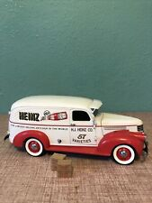 Danbury mint 1940s heinz delivery truck 1/24th scale Metal Car Toy Diecast toys