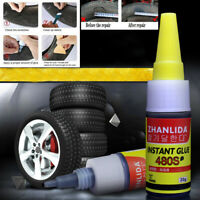 Mighty Tire Repair Glue Tyre Puncture Sealant Glue Bike Car Tire Repair Patch