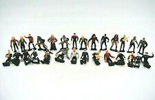 "Lot (28) STAR TREK 1.25"" Mini Micro Figures"
