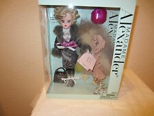 """Madame Alexander 10""""Doll Closet Full Of Couture Shadow Cissette Limited Edition"""