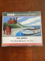 BBC Radio CD Audio Crime Drama P.D. James The Skull Beneath The Skin