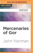 Gorean Saga: Mercenaries of Gor 21 by John Norman (2016, MP3 CD, Unabridged)
