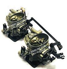 1959~1965 Mercedes Benz Dual 2 Barrel Solex Carburetors