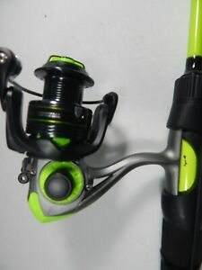"""LEWS HSI Hypersonic rod & reel Combo 6'-0"""" Light Fast Action NICE!"""